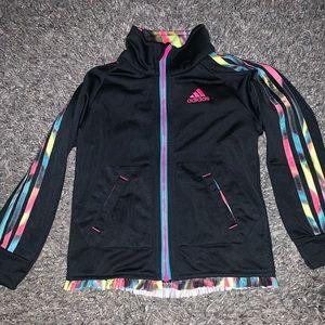Girls 24 mo Adidas track jacket
